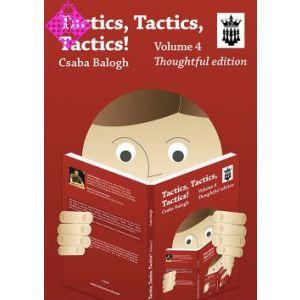 Tactics, Tactics, Tactics!  Volume 4