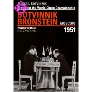 Botvinnik - Bronstein, Moscow 1951