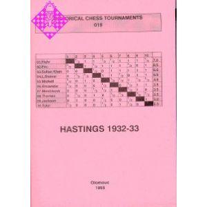 Hastings 1932 - 33