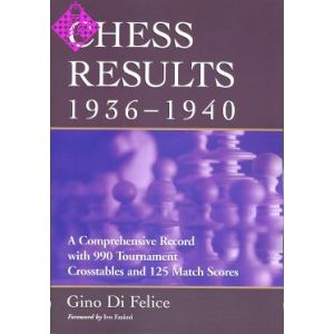 Chess Results, 1936 - 1940