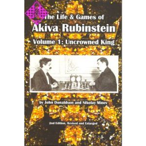 The Life & Games of Akiva Rubinstein