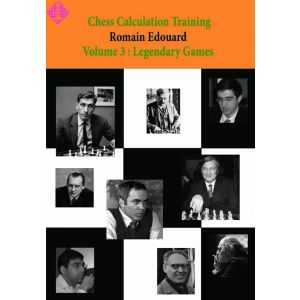 Chess Calculation Training - Vol. 3