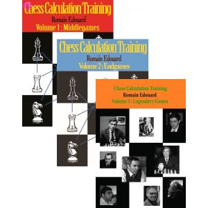 Chess Calculation Training - Vol. 1-3