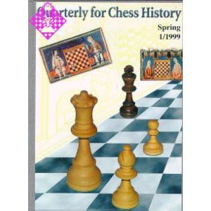 Quarterly for Chess History 1
