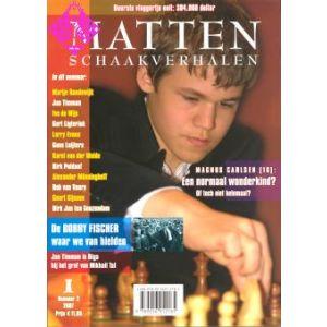 Matten / Schaakverhalen Nr. 2 2