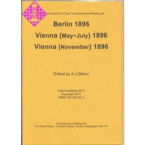 Berlin 1896, Vienna (May-July) 1896,