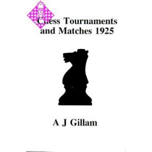 Chess Tournaments and Matches 1925