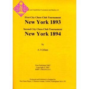 New York 1893 / 1894