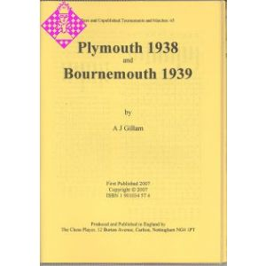 Plymouth 1938 and Bournemouth 1939