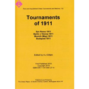 Tournaments of 1911