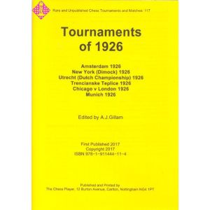 Tournaments of 1926
