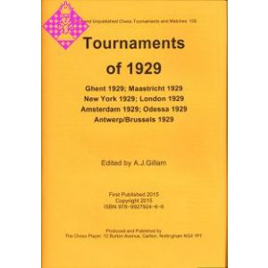 Tournaments of 1929