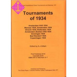 Tournaments of 1934