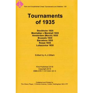 Tournaments of 1935