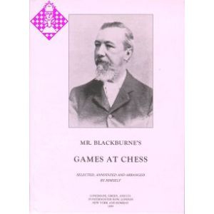 Mr. Blackburne's Games at Chess