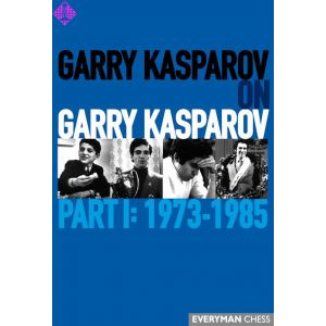 Garry Kasparov on Garry Kasparov 1 (pb)