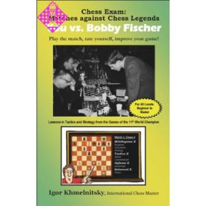 Chess Exam Matches against Chess Legends