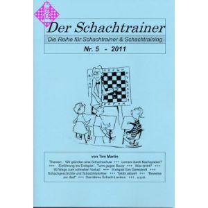 Der Schachtrainer Nr. 5 - 2011