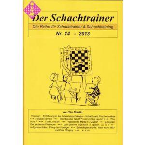 Der Schachtrainer Nr. 14 - 2013