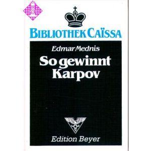 So gewinnt Karpow
