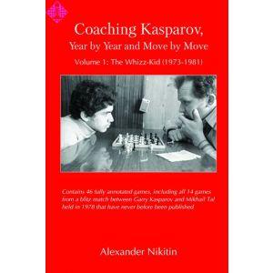 Coaching Kasparov, Year by Year