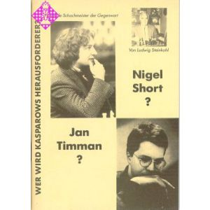 Jan Timman/Nigel Short