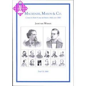 Mackenzie, Mason & Co. Part II: 1868