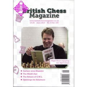 British Chess Magazine - June 2014