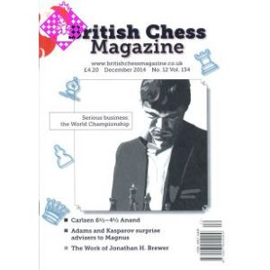 British Chess Magazine - December 2014
