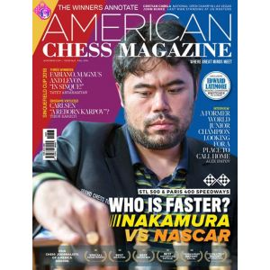 American Chess Magazine - Issue No. 8