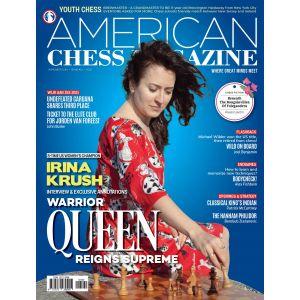 American Chess Magazine - Issue No. 21