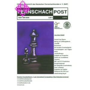 Fernschachpost 3/2010