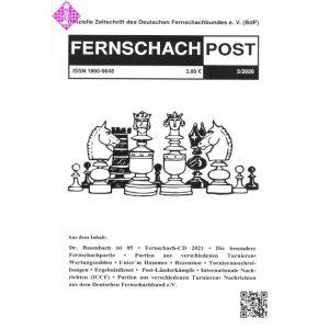 Fernschachpost 5/2020