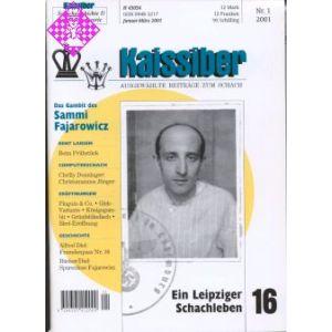 Kaissiber 16 16