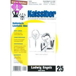 Kaissiber 25 25