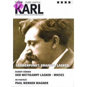 Karl - Die Kulturelle Schachzeitung 2008/1