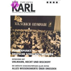 Karl - Die Kulturelle Schachzeitung 2008/3