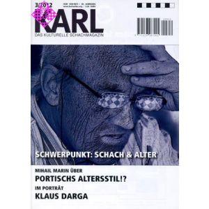 Karl - Die Kulturelle Schachzeitung 2012/3