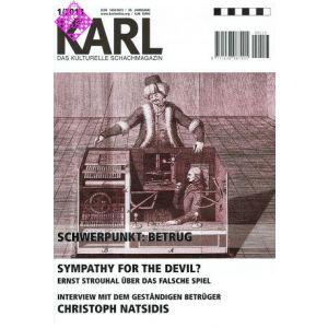 Karl - Die Kulturelle Schachzeitung 2013/1
