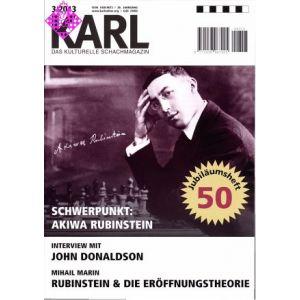 Karl - Die Kulturelle Schachzeitung 2013/3