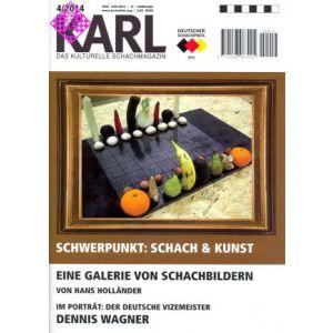 Karl - Die Kulturelle Schachzeitung 2014/4