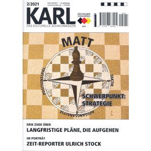 Karl - Die Kulturelle Schachzeitung 2021/2