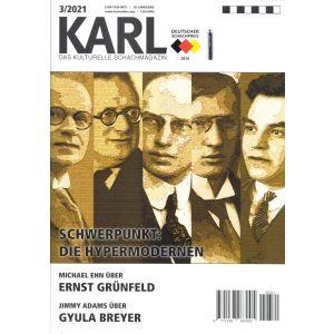 Karl - Die Kulturelle Schachzeitung 2021/3