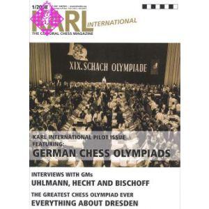 Karl International - The Cultural Chess Magazine