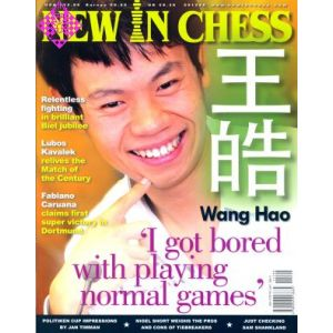 New in Chess Magazine 2012/6