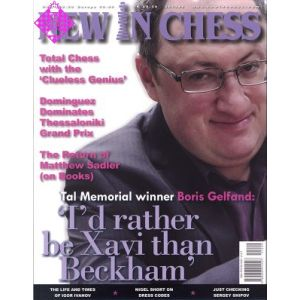 New in Chess Magazine 2013/5