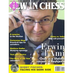 New in Chess Magazine 2015/3