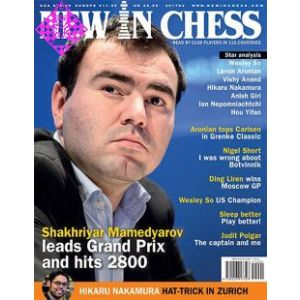 New in Chess Magazine 2017/4