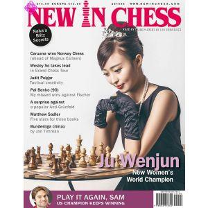 New in Chess Magazine 2018/5