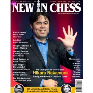 New in Chess Magazine 2019/3